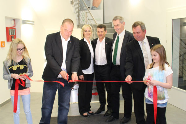 Foto: Eröffnungsfest Aktiv Ladenbau