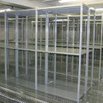Lagertechnik-Lagerregal