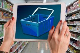 Kommt der digitale Supermarkt?