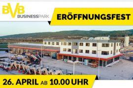 Eröffnungsfest BVB Businesspark